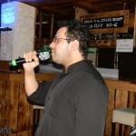 Karaoke in der Kitz-Bar